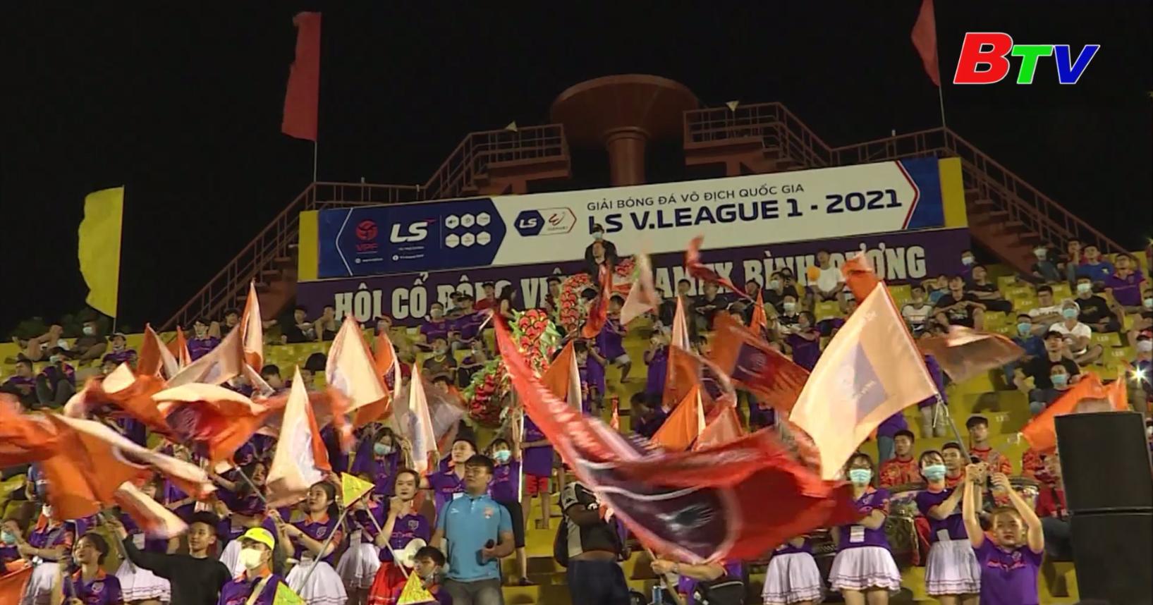 V-League 2021 trở lại từ ngày 13/3