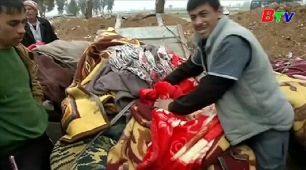 Iraq cáo buộc IS giết hại hàng chục dân thường ở Mosul