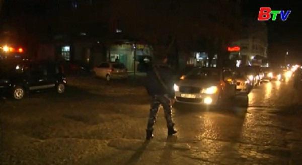 Hamas đóng cửa khẩu biên giới với Israel
