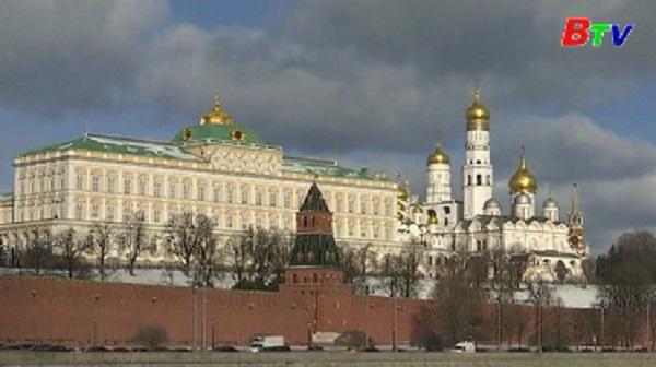 Nga lên án các cuộc biểu tình trái phép ở Moskva