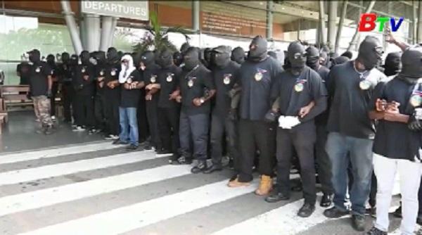 Tổng bãi công làm tê liệt vùng lãnh thổ Guiana thuộc Pháp