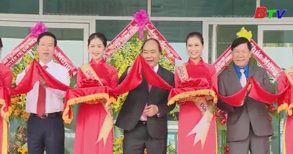 Thủ tướng dự hội nghị xúc tiến đầu tư tỉnh Vĩnh Long năm 2018