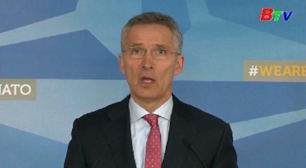 NATO trục xuất 7 nhân viên ngoại giao Nga