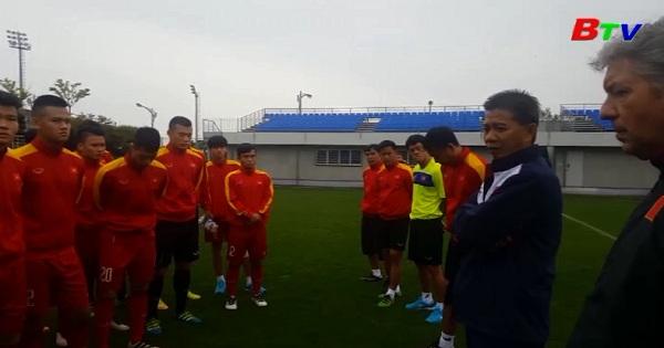 Thông tin trước trận U20 Việt Nam - U20 Honduras