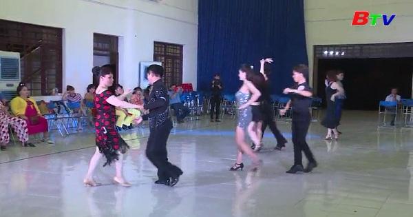 Giải vô địch khiêu vũ thể thao thành phố Thủ Dầu Một mở rộng lần 2 năm 2019