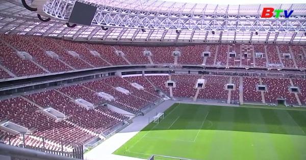 Sân vận động Luzhniki mở cửa đón du khách