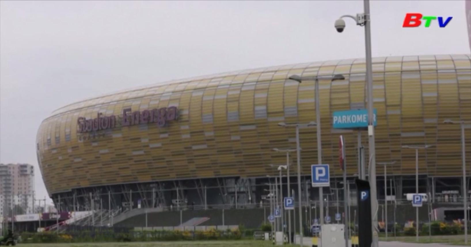 Trận chung kết Europa League dự kiến diễn ra vào ngày 26/8