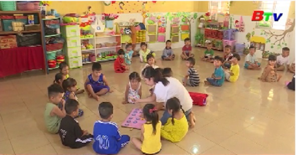 Tăng cường bảo đảm các quyền trẻ em