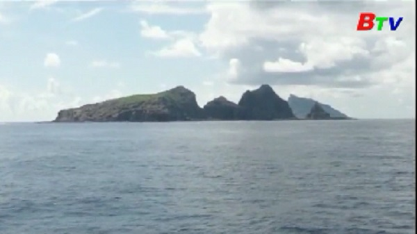 Trung Quốc và Nhật Bản đối thoại về các vấn đề trên biển