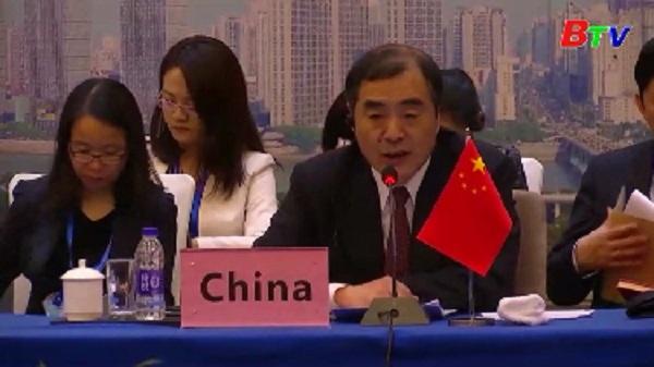 Cuộc họp SOM ASEAN - Trung Quốc về thực hiện DOC lần thứ 15