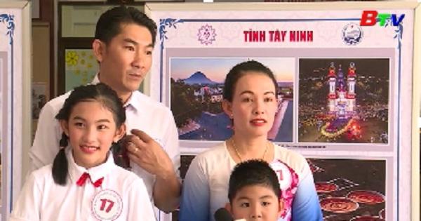 Truyền tải những thông điệp ý nghĩa trong ngày Gia đình Việt Nam