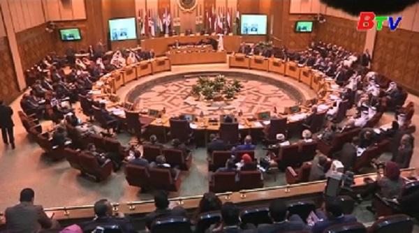 Ngoại trưởng các nước Arab họp khẩn về tình hình Jerusalem