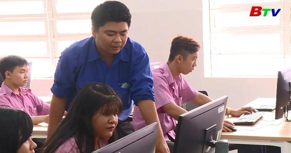 Đào tạo nguồn nhân lực chất lượng cao tại Trường Cao đẳng Việt Nam - Hàn Quốc Bình Dương