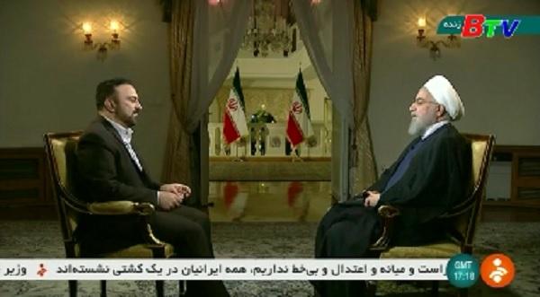 Tổng thống Iran kêu gọi hành động rõ ràng bảo vệ JCPOA