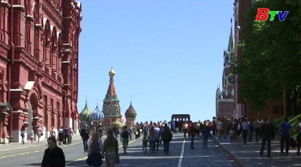 Nga chỉ trích các lệnh trừng phạt mới của Mỹ