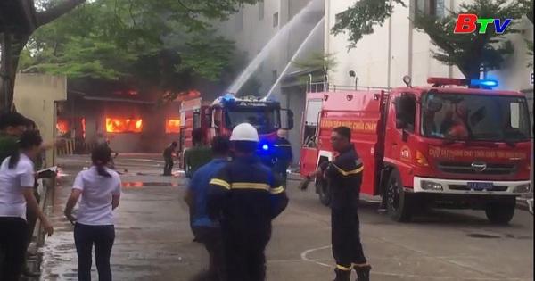 Phòng cháy chữa cháy (ngày 28/08/2020)