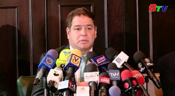 Phe đối lập Venezuela không tham gia đối thoại với chính phủ