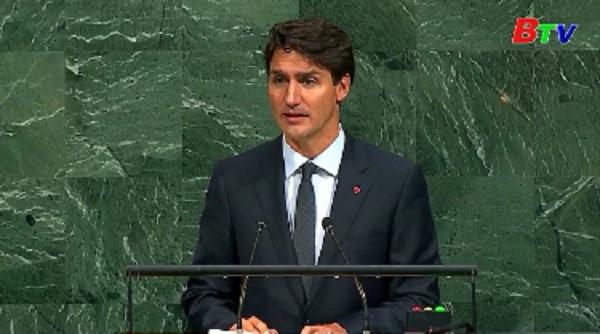 Canada chỉ trích Mỹ áp thuế chống bán phá giá máy bay hãng Bombardier
