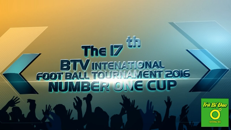 [Trực tiếp] BTV - Number One Cup 2016