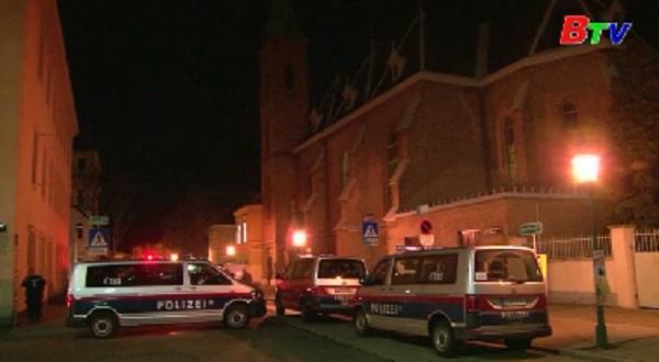 Ít nhất 15 người bị thương trong vụ nổ súng ở Vienna, Áo