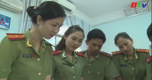 Tăng cường đảm bảo an ninh trật tự dịp Tết Nguyên Đán