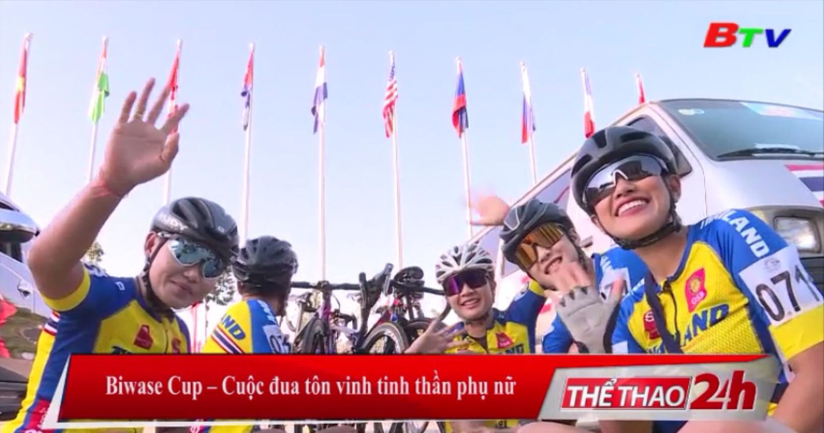 Biwase Cup - Cuộc đua tôn vinh tinh thần phụ nữ