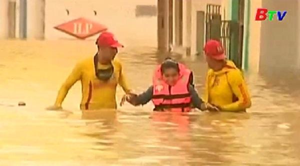 Cần 3,7 tỉ USD khắc phục thiệt hại mưa lũ ở Peru
