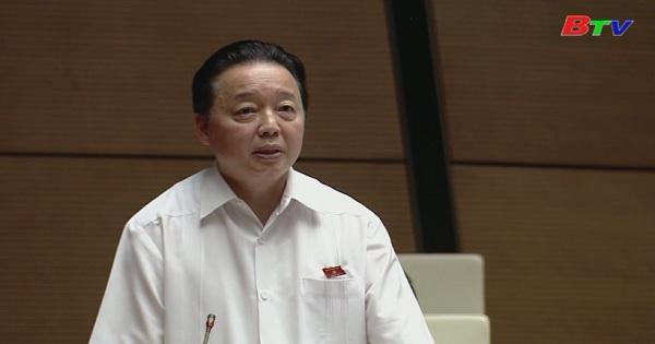 Quốc hội thảo luận việc quản lý, sử dụng vốn, tài sản nhà nước tại doanh nghiệp