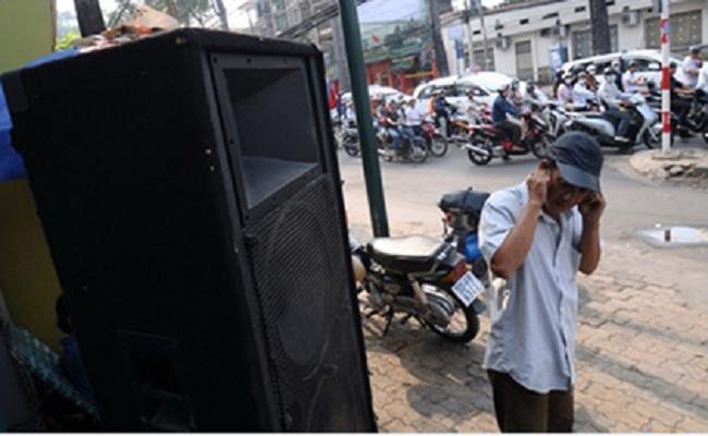 Báo động ô nhiễm tiếng ồn ở TP Hồ Chí Minh