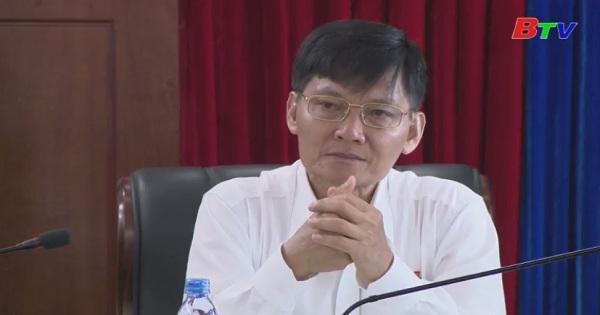 Giám sát việc giải quyết kiến nghị của cử tri gửi đến kỳ họp thứ 5 - HĐND tỉnh khóa IX