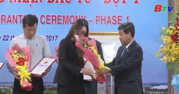 UBND tỉnh Bình Dương đối thoại với doanh nghiệp Đài Loan
