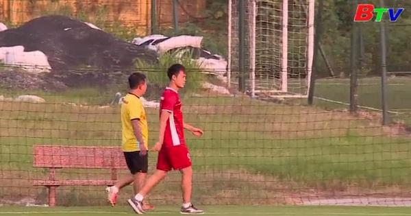 Tiền đạo Văn Toàn có thể trở lại trận bán kết lượt về  AFF Cúp 2018