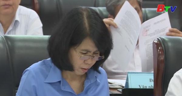 Ủy ban kiểm tra tỉnh Bình Dương triển khai nhiệm vụ năm 2018
