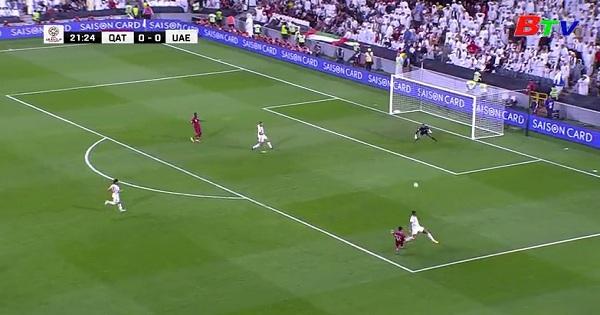Bán kết Asian Cup 2019 - Qatar 4-0 UAE