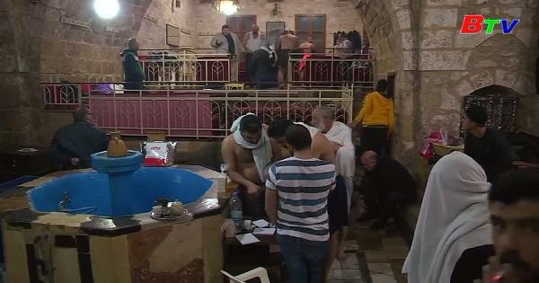 Lebanon - Nỗ lực gìn giữ nhà tắm sau hàng thế kỷ
