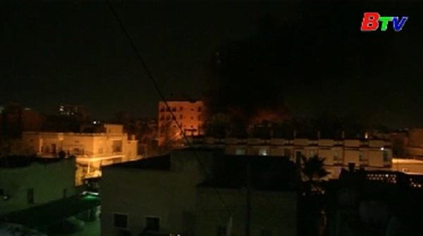 Tấn công khủng bố tại Iraq khiến nhiều người thương vong