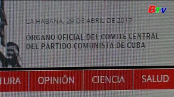 Cuba rơi máy bay quân sự
