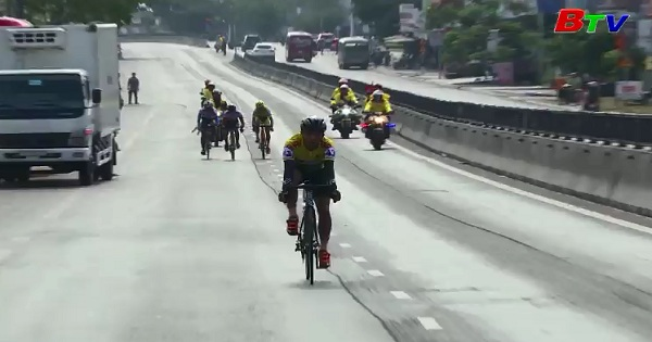 Tường thuật Giải xe đạp TH Bình Dương - Cúp Ống nhựa Hoa Sen (Chặng 1: Quy Nhơn - Tuy Hòa)