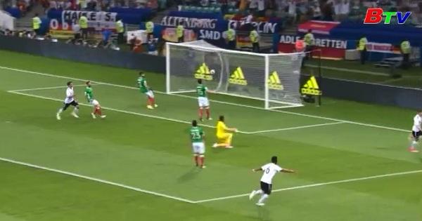 Tuyển Đức vào chung kết Confederations Cup 2017