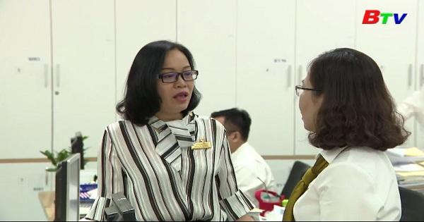 Gặp gỡ nữ cán bộ quản lý giỏi của Vietcombank Bình Dương