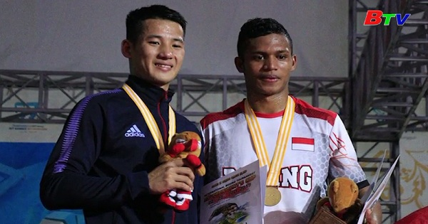 Giải Boxing Indonesian President Cup 2019