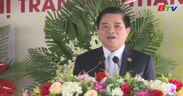 Huyện Bắc Tân Uyên họp mặt kỷ niệm 73 năm Cách mạng Tháng Tám và quốc khánh 2/9