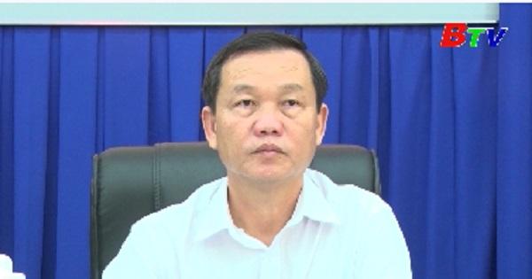 Huyện ủy Phú Giáo tổng kết rút kinh nghiệm công tác tổ chức đại hội Đảng
