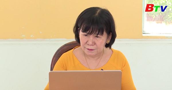 Nhà giáo ưu tú Võ Thị Bích Hiền - Một điển hình thi đua yêu nước của ngành giáo dục  Bình Dương