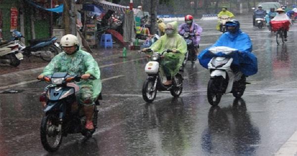 Trung Bộ có mưa to đến rất to, đề phòng nguy cơ lũ quét, sạt lở đất