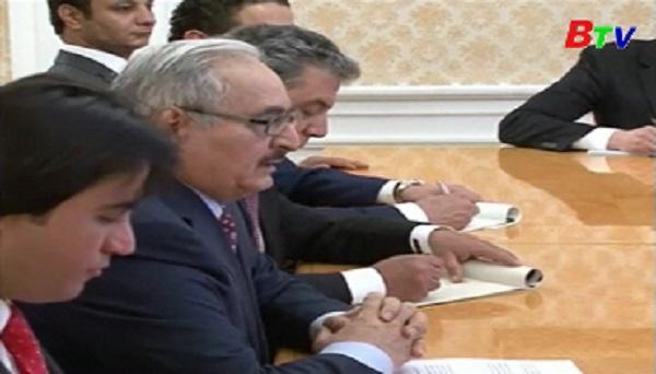 Libya đề nghị Nga trợ giúp chống phiến quân Hồi giáo