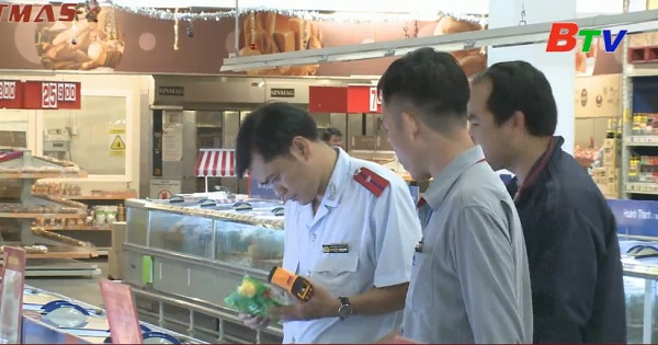 Tăng cường kiểm tra, đảm bảo an toàn thực phẩm