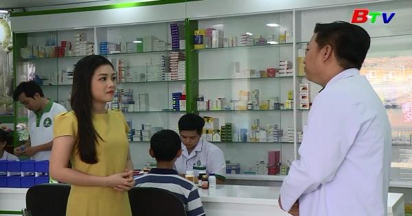 Tác hại của việc lạm dụng thuốc kháng sinh (Sống khỏe mỗi ngày 31/05/2018)