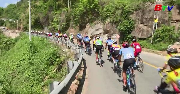 Tường thuật Giải xe đạp TH Bình Dương - Cúp Ống nhựa Hoa Sen (Chặng 5: Phan Rang - Đà Lạt)