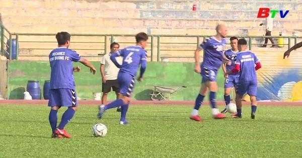 Becamex Bình Dương có 4 cầu  thủ lên tuyển Việt Nam và U23 Việt  Nam